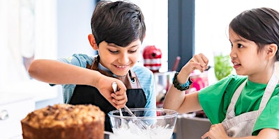 Cook with Chef Natasha in these fun weekly online Kids Cooking Classes!