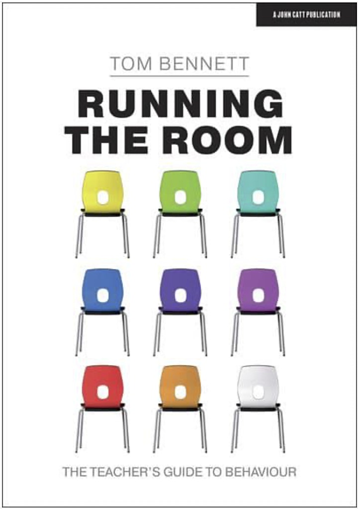 Running the Room:  Better behaviour for school teachers image