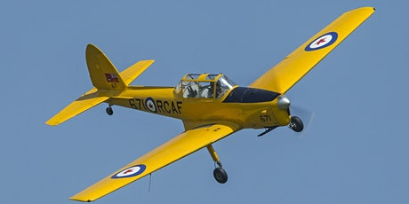 A Scurry of Chipmunks Evening Drive-In Air Show – Saturday 19th June 2021 tickets