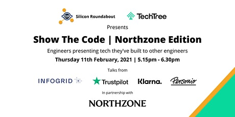 Show The Code | Northzone Edition tickets