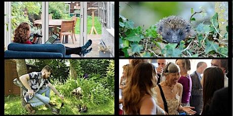 RSPB Wild Webinars (birds, mammals, gardening, community) tickets
