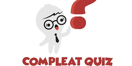 Compleat Zoom Quiz League tickets