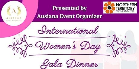 International Women's Day Gala Dinner tickets