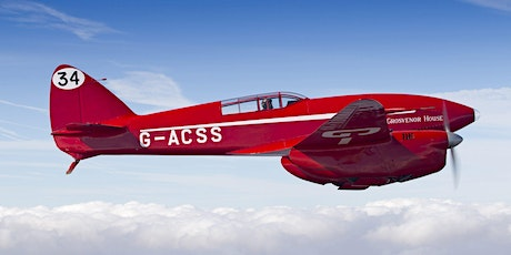 Shuttleworth Race Weekend - Saturday 2nd & Sunday 3rd October 2021 tickets