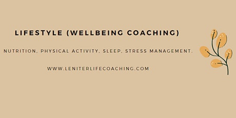 Lifestyle wellbeing small group coaching taster session tickets