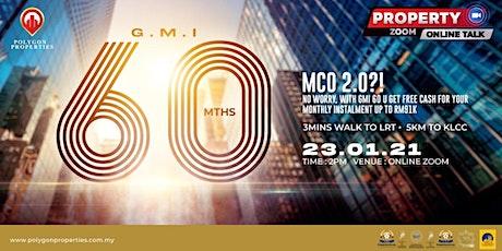 Wow!!! GMI 60Month!!! tickets