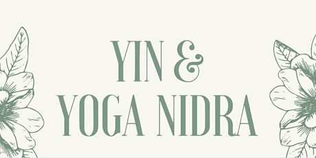 YIN YOGA AND MEDITATION tickets