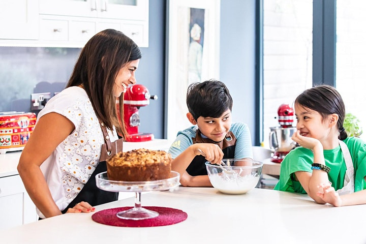 Cook with Chef Natasha in these fun weekly online Kids Cooking Classes! image