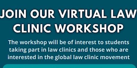 Law Clinics Student Workshop tickets