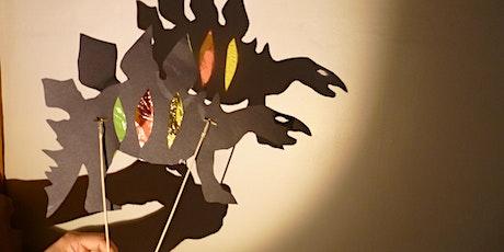 Make your own Dinosaur Puppet at home (Children's Workshop) tickets