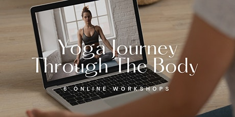 FREE POWER YOGA CLASS - Yoga Journey Through The Body tickets