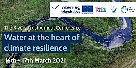 The Rivers Trust Conference: Water at the heart of climate resilience tickets