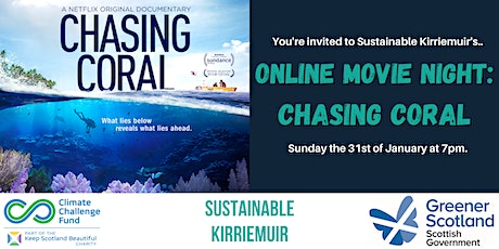 Online Movie Night: Chasing Coral tickets