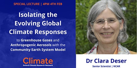 Isolating Evolving Global Climate Responses to GHG and Aerosols with CESM tickets