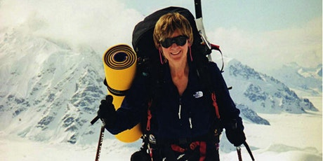 The Sky's the Limit with Mountaineer Vicky Jack boletos