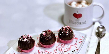 Hot Cocoa Bombs for Valentines' Day! tickets