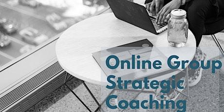 Group Strategic Coaching tickets