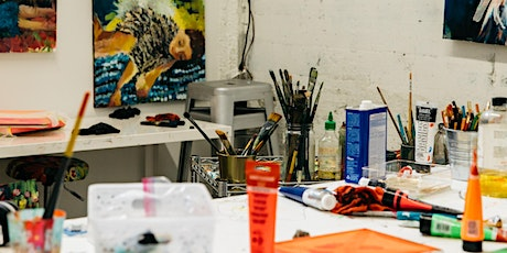 Copy of 3rd Thursday  in January  - Open Studios tickets