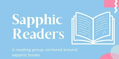 Sapphic Readers Book Club tickets