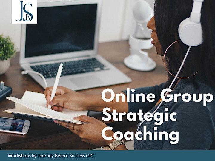 Group Strategic Coaching image