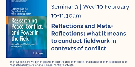 Reflections and Meta-Reflections | Seminar 3 of 4 tickets