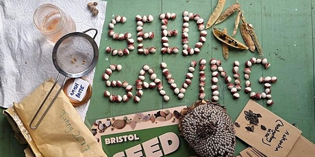 Seed saving, how and why to do it - by Diane Holness tickets