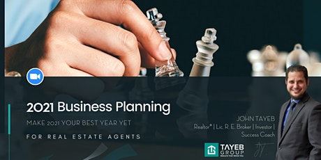 2021 Business Planning for Real Estate Agents tickets