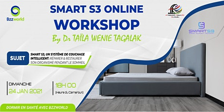 SMART S3 ONLINE WORKSHOP WITH DR TAILA billets