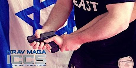 ICCS Krav Maga - Basic Handgun Disarm tickets