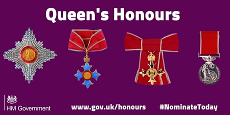 How to master an honours nomination (with BSL interpretation) tickets