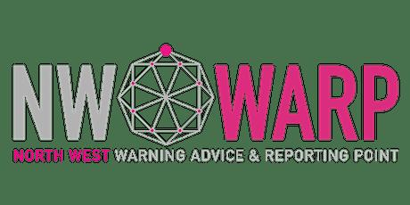 North West WARP Meeting Q3 tickets