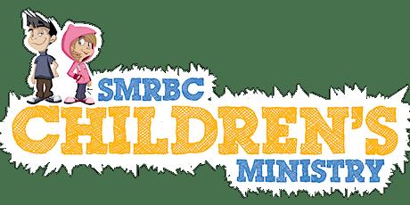 January  24th,  Preschool Ministry tickets