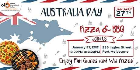 Australia Day Pizza & BBQ Party tickets