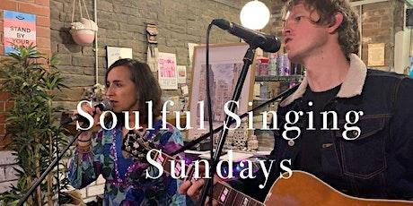 Soulful Singing Sundays tickets
