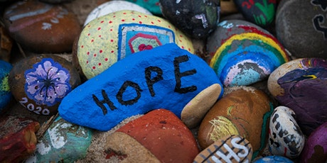 Hope Expressed Through Gentle Activism  – one of a series of online even tickets