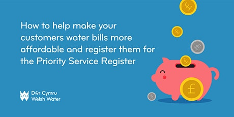 Welsh Water Awareness session tickets