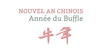 Cérémonie de présentation des blocs de timbres dédiés à l'Année du Buffle billets