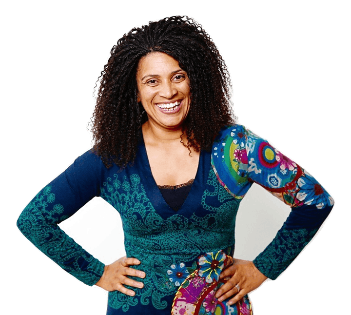 Everyday Heroes with Jaz Ampaw-Farr image