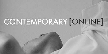 CONTEMPORARY [ONLINE] - online contemporary dance class tickets