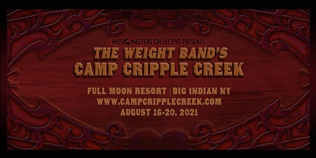 Camp Cripple Creek tickets