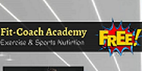 Fit Coach Academy: Thursday tickets