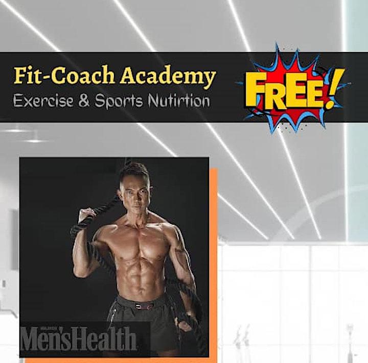 Fit Coach Academy: Thursday image