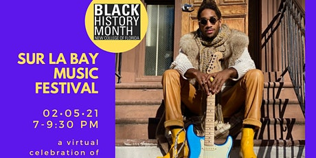 Sur La Bay Black History Month Music Festival tickets