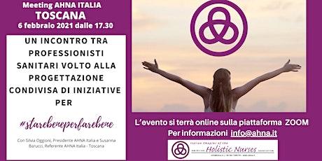2° MEETING AHNA Toscana biglietti