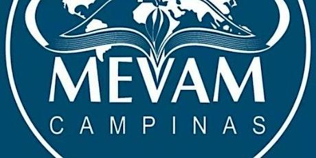 CULTO MEVAM CAMPINAS/ MANHÃ ingressos