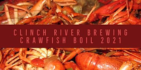 Crawfish Boil 2021 tickets
