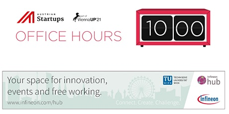 AustrianStartups Office Hours: Hardware  Roundtable  with  Infineon Hub tickets