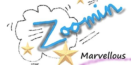 Zoomin' Marvellous tickets