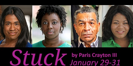Stuck by Paris Crayton III tickets