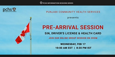 Pre-arrival Session on SIN, Driver's License, and Health Card (In Hindi)